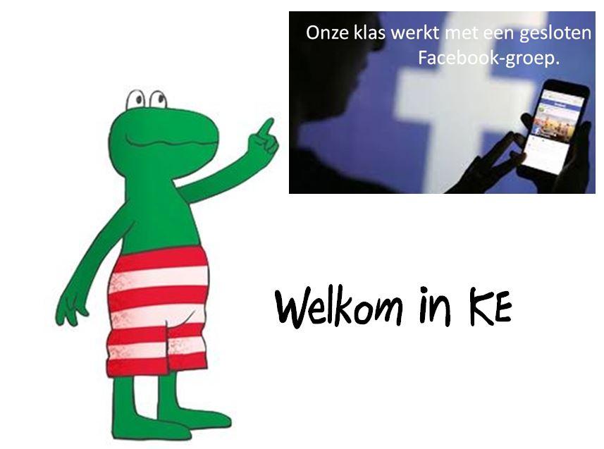 Welkom in KE